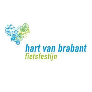 Logo Hart van Brabant Fietsfestijn