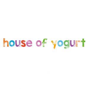 Logo House of Yoghurt